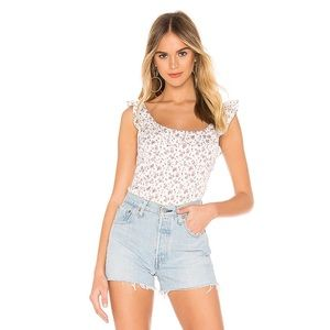 NWT FREE PEOPLE Stay With You Top